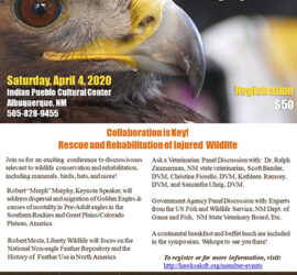 New Mexico Wildlife Rehabilitators Alliance 2nd Symposium